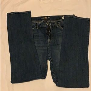 Women's Luck Brand jeans